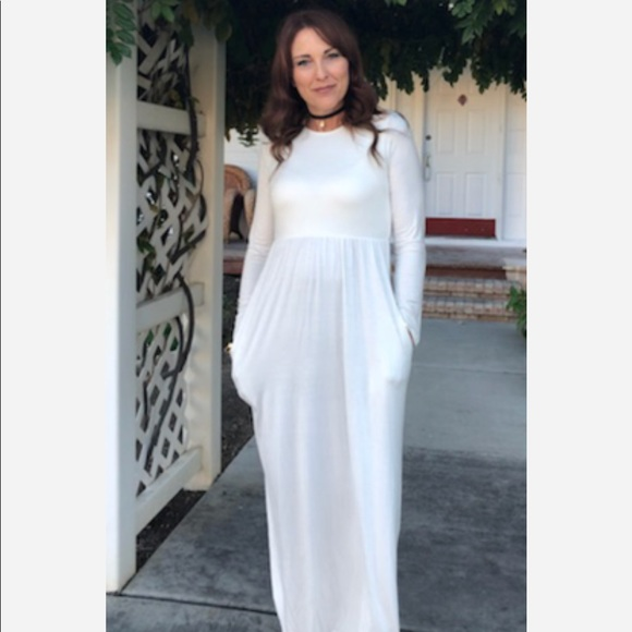 Dresses Lds Temple Dress With Pockets Also Comes In Plus Poshmark